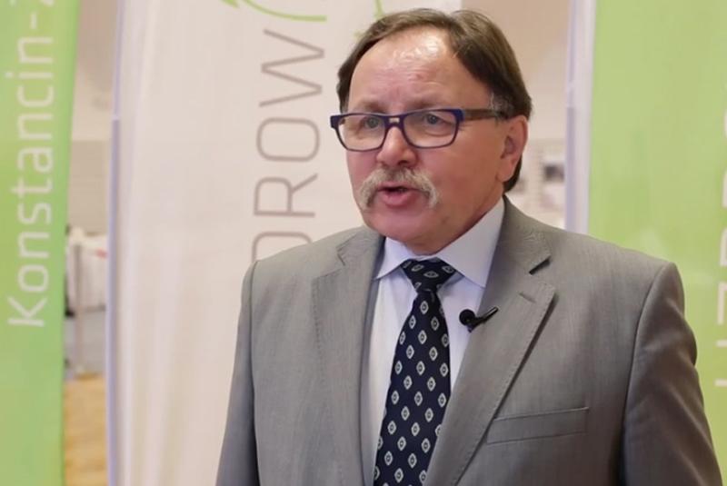 Andrzej Harasim – o egzoszkielecie w Uzdrowisku Konstancin-Zdrój S.A