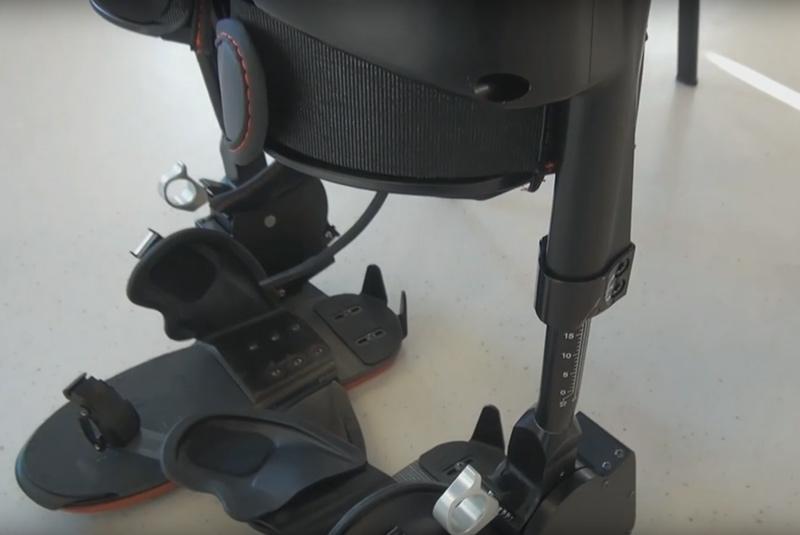 Egzoszkielet – technologia wojskowa w rehabilitacji